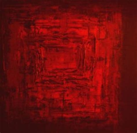 chambre noir l 39 artiste dan abstrait