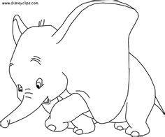 Dumbo Coloring Page - Democraciaejustica