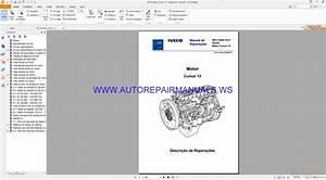 Iveco Motor Cursor 13 Service Manual Mr 2 2004
