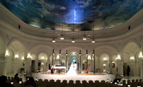 snow crystal museum wedding venues  hokkaido hitchbird