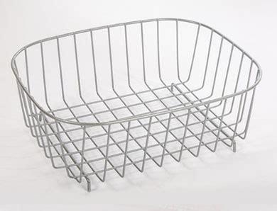 kitchen sink basket 1 5 bowl sink basket domestic wire products jw lister 4896