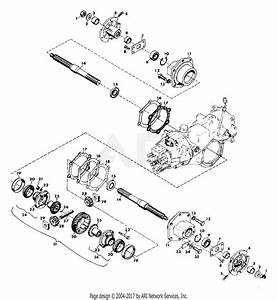Gravely 5260 Tractor Wiring Diagram