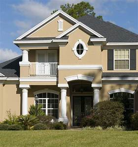 Exterior, Paint, Schemes, And, Consider, Your, Surroundings