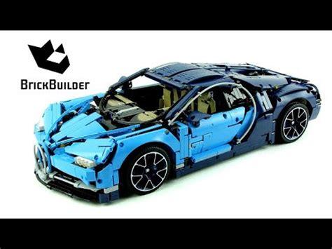 lego bugatti 42083 lego technic 42083 bugatti chiron lego speed build