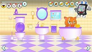 Spielhund Für Kinder : bubbu katze deutsch app f r kinder katze f ttern ~ Watch28wear.com Haus und Dekorationen