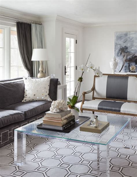 grey rug lewis modern style by eastman la dolce vita