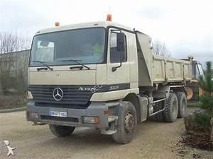 Camion Occasion Mercedes : camion benne mercedes actros ~ Gottalentnigeria.com Avis de Voitures