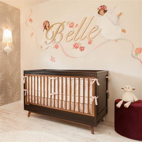 chambre de fille bebe chambre bébé fille 50 idées de déco et aménagement