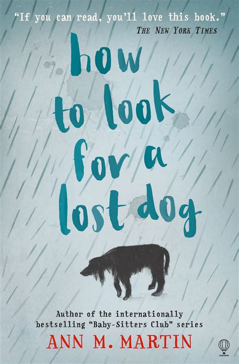 How To Find A by How To Look For A Lost By Martin M