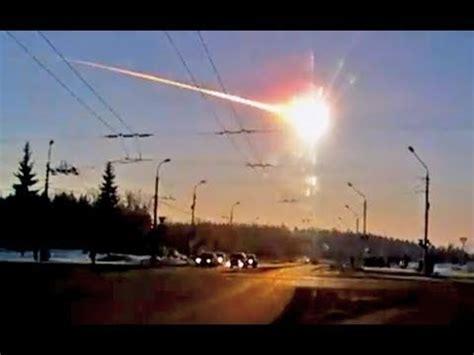Meteor Explosion Russia