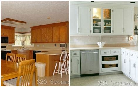 Kitchen Makeovers Rocks by 17 Best Images About Before After On Scary