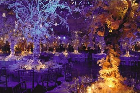 24 weddings that really brought the wow factor with lighting huffpost