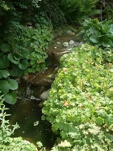 Gartenteich Mit Bachlauf : bachlauf im garten gartenteich w rzburg ralf kretzer ~ Buech-reservation.com Haus und Dekorationen