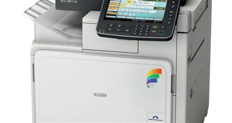 ricoh aficio mp  color digital imaging system