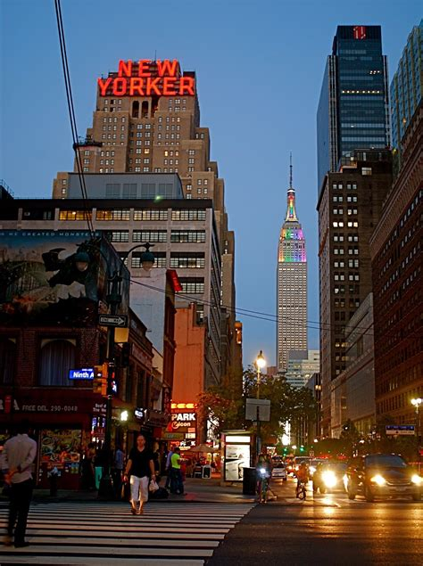 Nyc ♥ Nyc The New Yorker Hotel