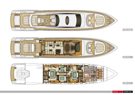 Boat Interior Layout by Open Style Luxury Yacht Charter Superyacht News