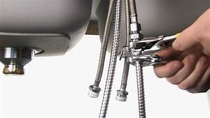 How To Install The Ks881c Kitchen Faucet
