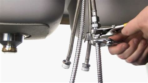 How to Install the KS881C Kitchen Faucet   YouTube