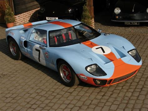 Ford Gt40 Height by Car Of The Week The Ford Gt40 Aa Cars