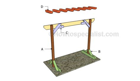 build a standing swing stand plans howtospecialist how to build step