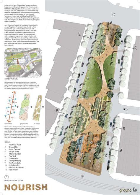 Design Plans by Master Plan Landscape Architecture Parking Design