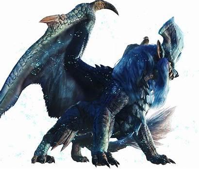 Hunter Monster Lunastra Transparent Mhw Clip Monsters