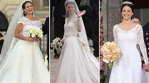 Die Schönsten Hochzeitskleider : die sch nsten brautkleider der stars zum nachstylen ~ Frokenaadalensverden.com Haus und Dekorationen
