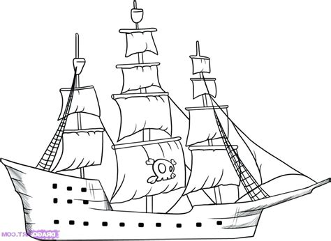 Viking Boats Step By Step by How To Draw A Boat Silbot Draw Boat Step By Step Sosin Info