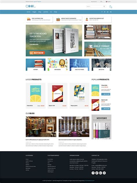 cool joomla templates free download 25 top free responsive joomla cms templates to download