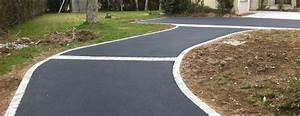 awesome allee de jardin enrobe contemporary design With pave pour allee de jardin 2 allees carrossables et accas de jardin dans le morbihan