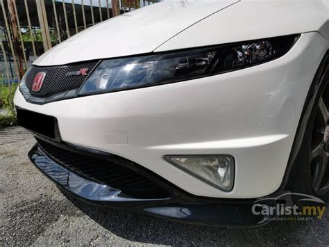 I noticed a vibration while driving and thought it was my wheels or tires. Honda Civic 2010 Type R 2.0 in Selangor Manual Sedan White for RM 89,700 - 6791412 - Carlist.my
