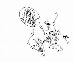 Looking For Schwinn Model Schwinn A40 Elliptical Machine