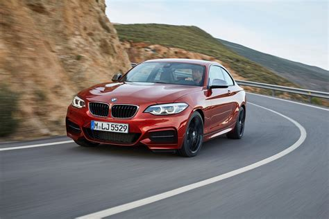 World Premiere Bmw 2 Series Coupe And Convertible Facelift