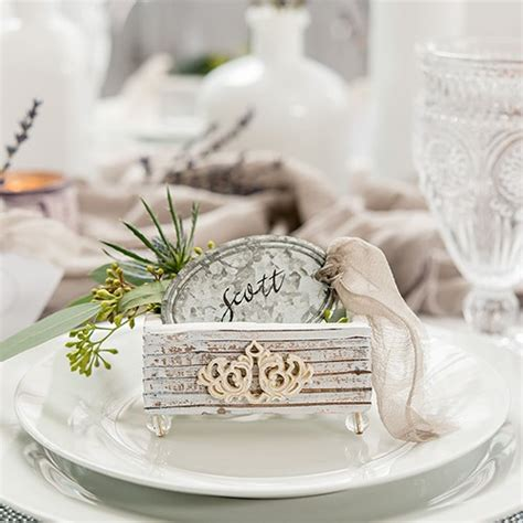 shabby chic favors shabby chic wedding favor boxes weddingstar