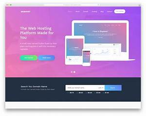 Top 64 Free Bootstrap Landing Page Templates 2020