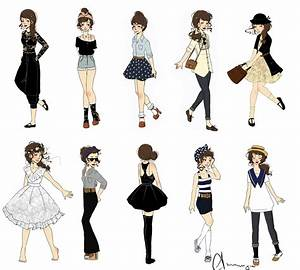 What I Wore IV by brusierkee on DeviantArt