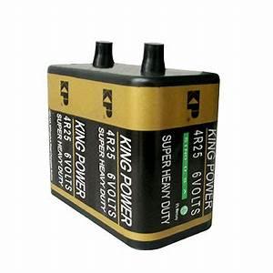 Zinc - manganese dry battery