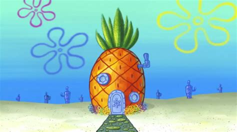 S House Spongebob by Reasons Why Spongebob House Shaped Like Pineapple