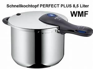 Wmf Schnellkochtopf Perfect Plus : wmf schnellkochtopf perfect plus 8 kuechenmaschine ~ Whattoseeinmadrid.com Haus und Dekorationen
