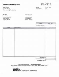 residential plowing invoice 599 download now With snow removal invoice