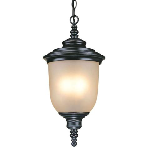 hton bay chelsea 3 light mediterranean bronze outdoor