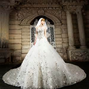 mermaid style wedding dresses online buy wholesale diamond wedding dress from china