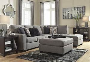 Larusi Sectional Ashley Home Store