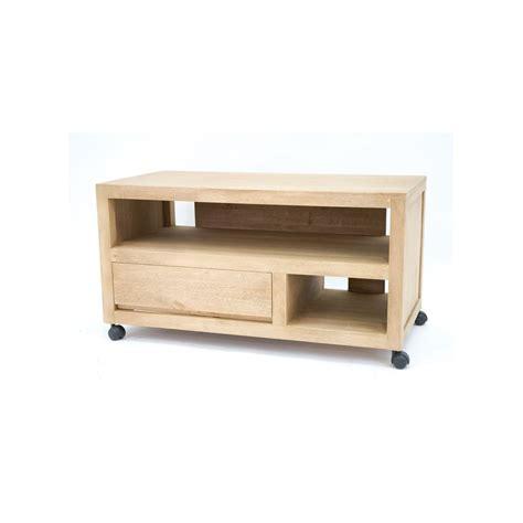 Meuble Tele A Roulettes meuble de tele a roulettes solutions pour la d 233 coration
