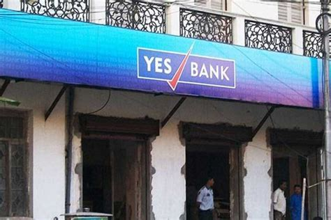 Yes Bank Share Price Tumbles 9% On Resignation Of Non