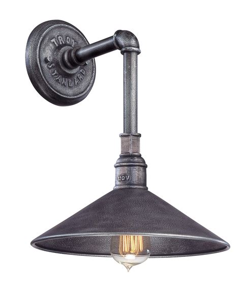 troy lighting toledo 11 inch wall sconce capitol