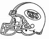 Coloring Helmet Football Nfl York Broncos Giants College Carolina Cowboys Dallas Jets Panther Ny Mets Cartoon Printable Getcolorings Drawing Steelers sketch template