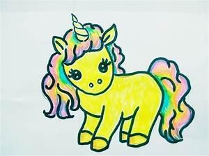 Bilder Zeichnen Für Anfänger : kawaii bilder tutorial ein einhorn pony malen zeichnen lernen f r anf nger youtube ~ Frokenaadalensverden.com Haus und Dekorationen