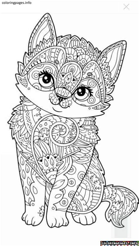 Awesome Animal Mandala Coloring Pages Collection