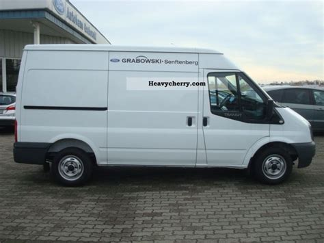Ford Transit Ft280m 2012 Box-type Delivery Van